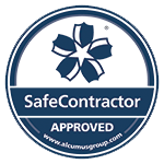Safe Contractor Apporoved - Link to the Alcummus website