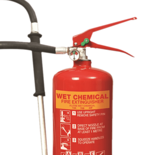 Wet Chemical Fire Extinguisher 2